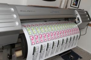 Roland SC-545EX Printer