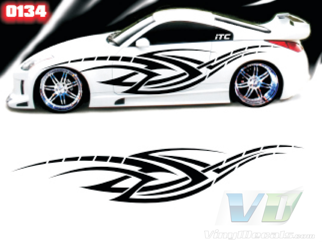 sticker designs tribal Graphic Tribal Vinyl 134 Kit Style Vehicle